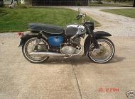 1966 Honda CA95 Dream