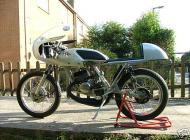 1977 Suzuki 125 Racer
