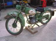 1952 BSA Bantam D1