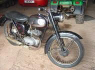 1968 BSA Bantam D7