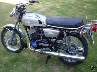 1974 Yamaha RD350A