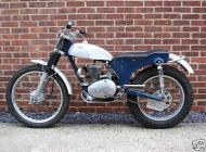 1958 Pre 65 DMW 250 Villiers Trials