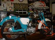 1965 Yamaha YG1-K