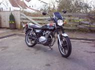 1982 Kawasaki Z250