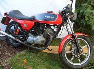 1982 Moto Morini 350 Sport