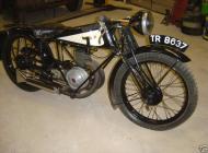 1930 Francis Barnett 172cc