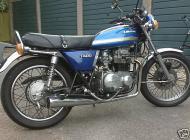 1976 Kawasaki Z400 D3