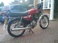 1987 Honda H100 S2