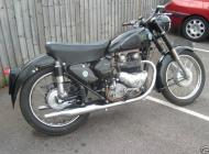 1955 AJS Model 20