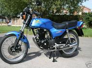 CB250 RS