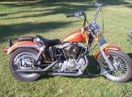 1977 Harley Havidson XLCH Sportster