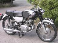 1966 CB160