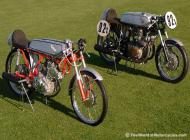 1962 Honda CR110 Racer