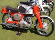 Honda CA77 Dream Touring