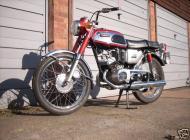 1970 Yamaha AS1
