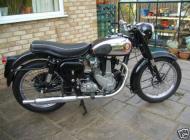 1956 BSA B31