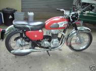 1962 Matchless G3
