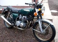 1978 Honda CB550K Four