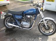 1977 XS650