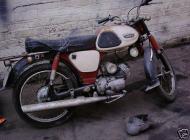 1966 Yamaha 80