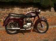 Triumph 5TA Speedtwin Bathtub