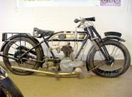 1925 Norton Model 16H