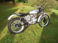 Triumph T100S Trials