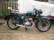 BSA Bantam Super 175