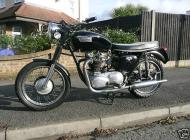 1954 Triumph 5TA Speed Twin