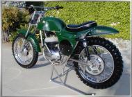 Bultaco 250 TT Metisse