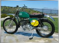 1972 Penton 125 Six Days