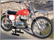 "Bultaco 125 Sherpa ""S"""