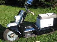 1959 Harley Davidson Topper