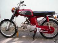 1967 Honda S50