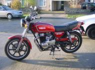 1981 XS250
