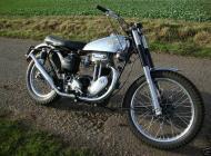 AJS 500cc Scrambler