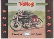1953 Norton Ad