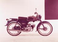 1965 Yamaha H1