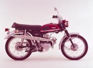 1968 Yamaha H3C
