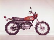 1970 Yamaha DT250