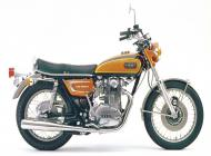 1971 Yamaha XS650E