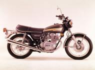 1973 Yamaha TX500