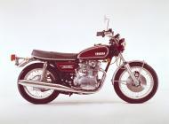 1973 Yamaha TX650