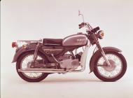 1973 Yamaha YB125E