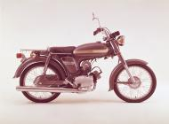 1973 Yamaha YB50
