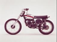 1973 Yamaha YZ125