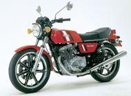 1976 Yamaha XS500