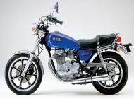 1980 Yamaha XS400 SE