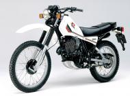 1982 Yamaha XT550