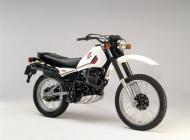 1983 Yamaha XT550